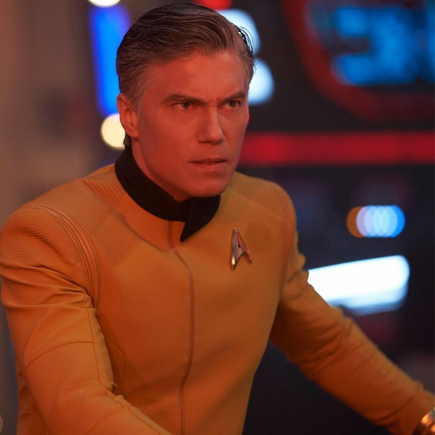 Captain Pike Character Breakdown | Star Trek: Strange New Worlds