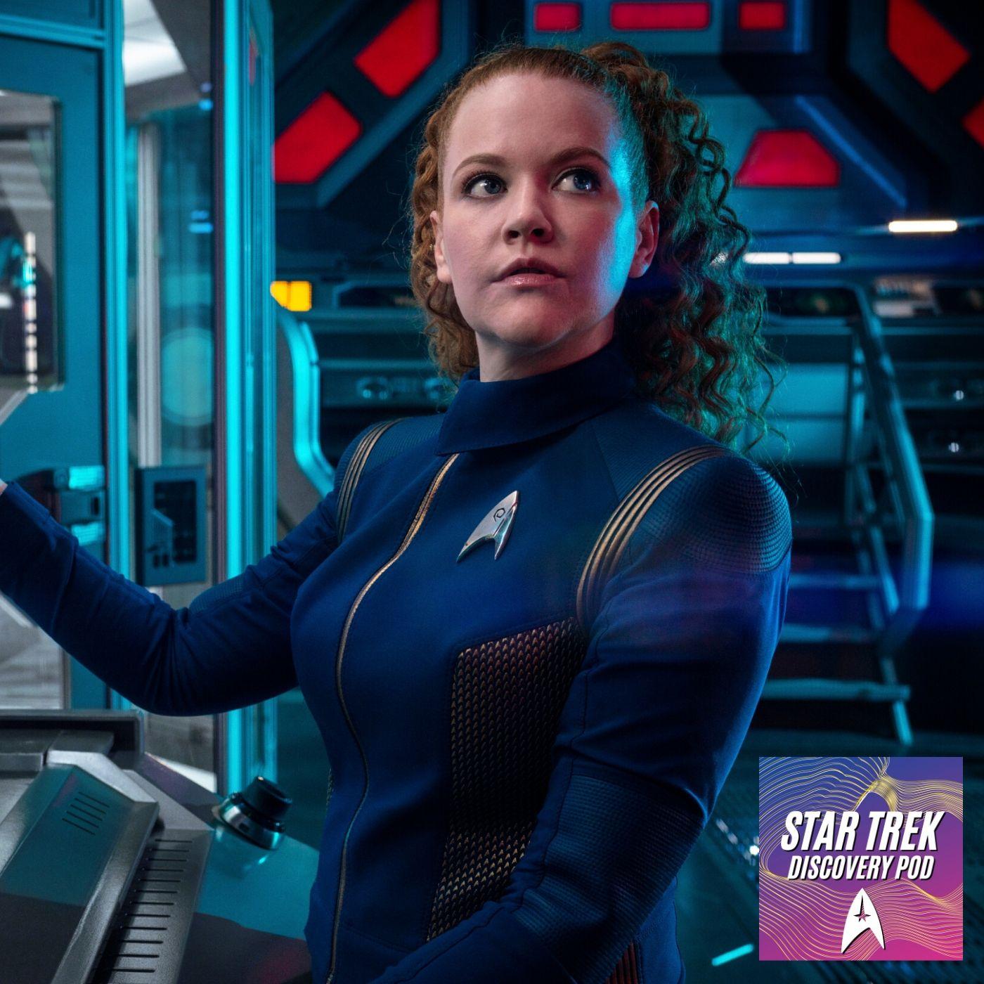 Tilly Character Breakdown | Star Trek: Discovery