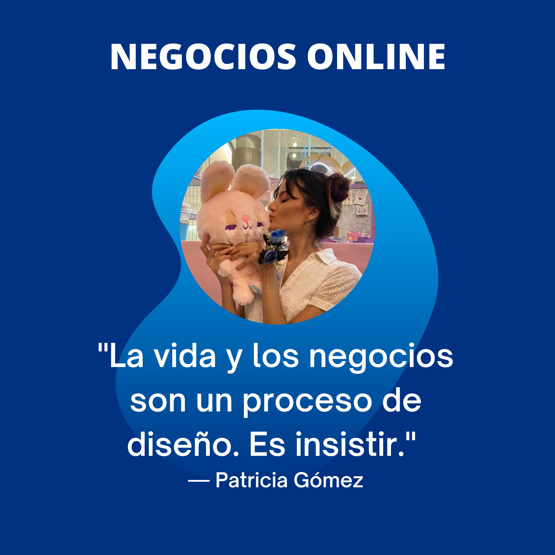 Creciendo una tienda online bien kawaii con Patricia Gómez