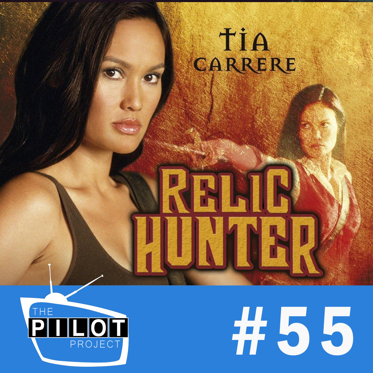 "Relic Hunter (1999) - ""Buddha's Bowl"" w/ Esther Dee"