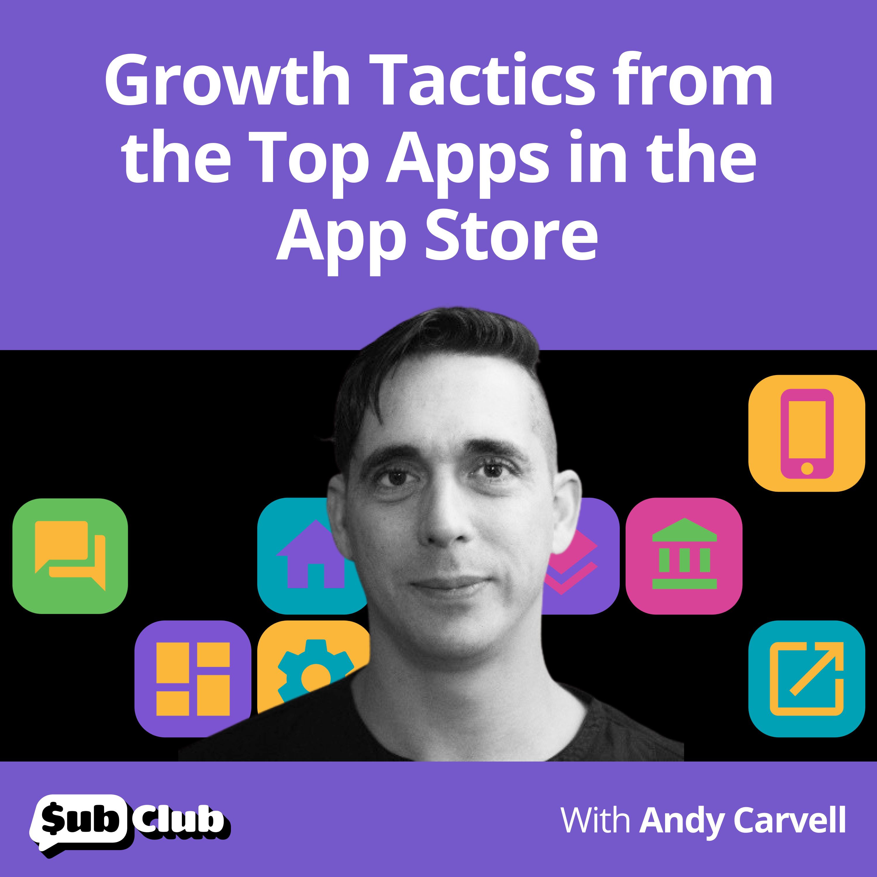 Andy Carvell, Phiture - Proven Growth and Retention Strategies for App Developers