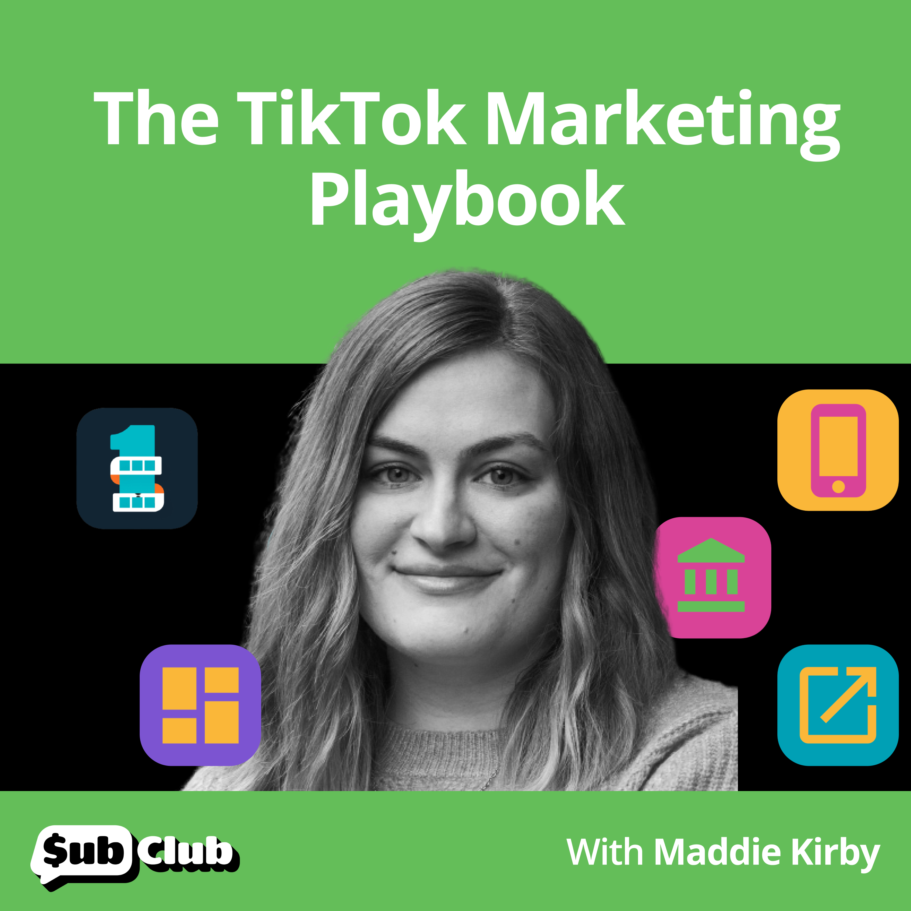 Maddie Kirby, 1 Second Everyday - Why TikTok Is a Great Place for Marketing Your App